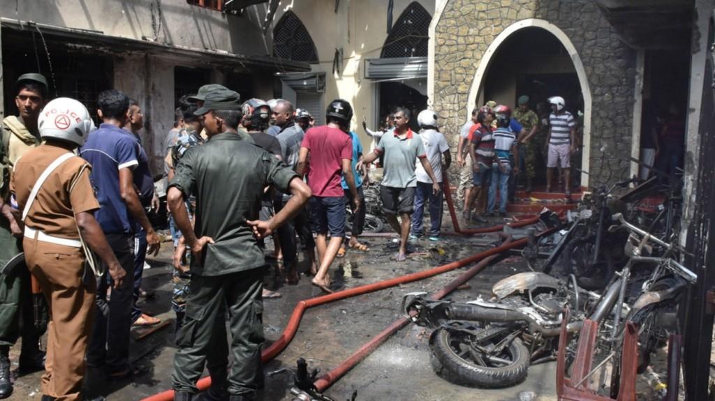 További merényletek lehetségesek a Srí Lanka-i kormányfő szerint