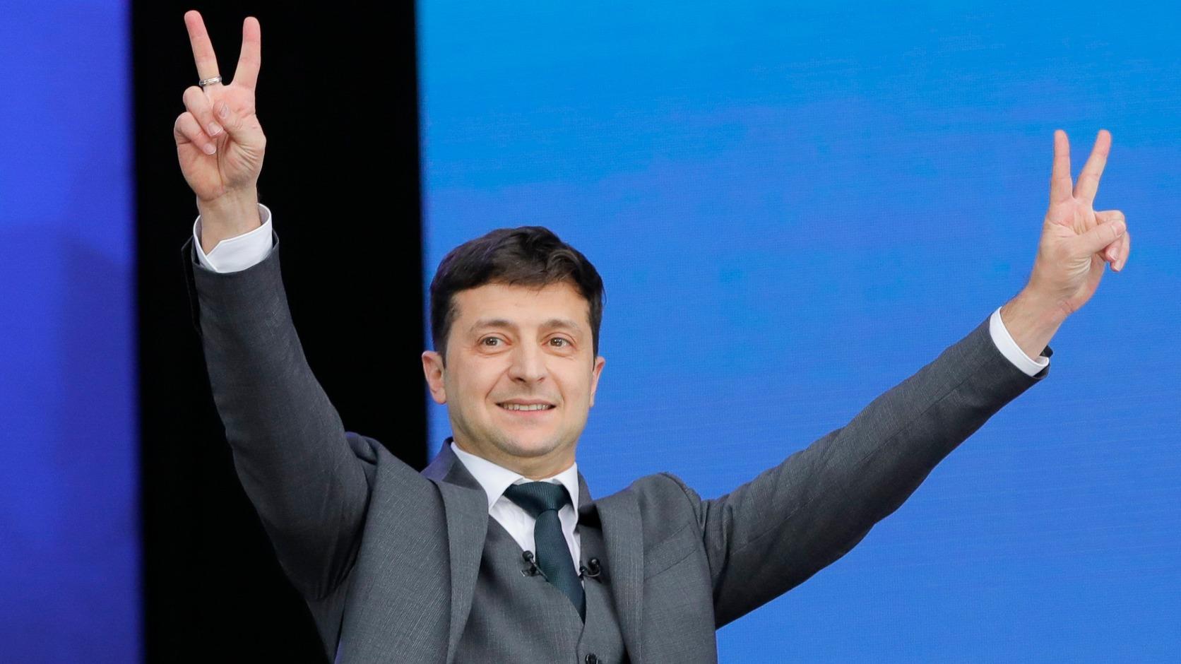 Я знаю, що ви очікуєте понад 200 гучних справ, - Зеленський обіцяє зробити все, щоб Антикорупційний суд зосередився на топчиновниках - Цензор.НЕТ 3107