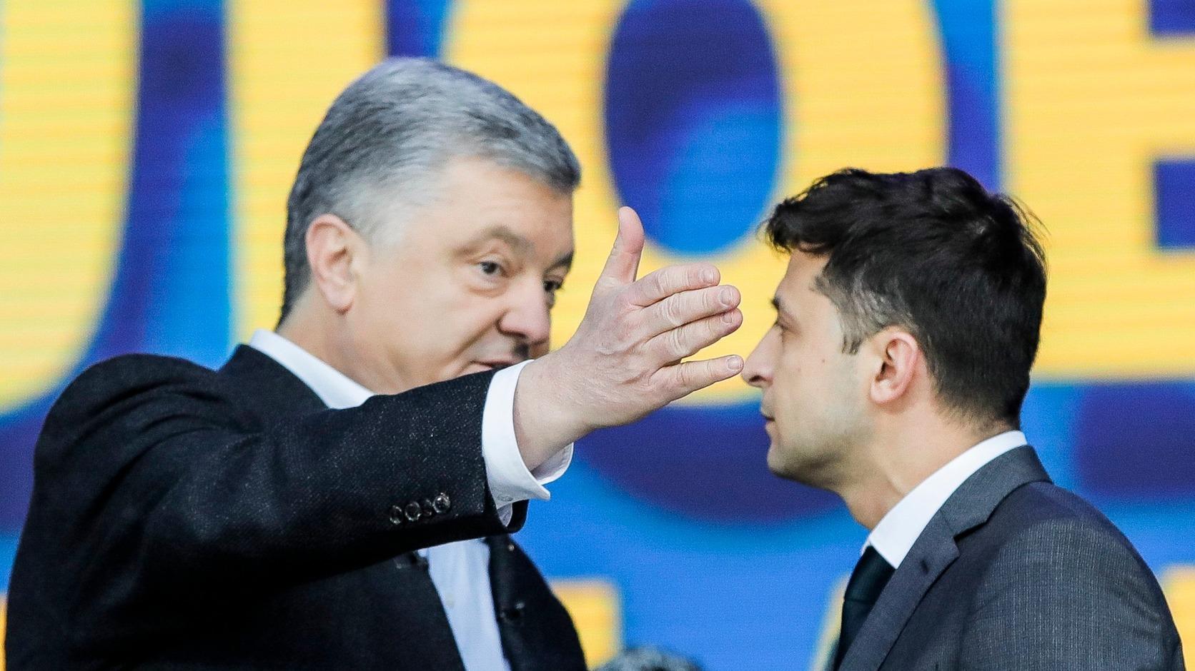A nyilvános vita nem volt alkalmas valódi eszmecserére (Fotó: MTI/AP/Vadim Ghirda)