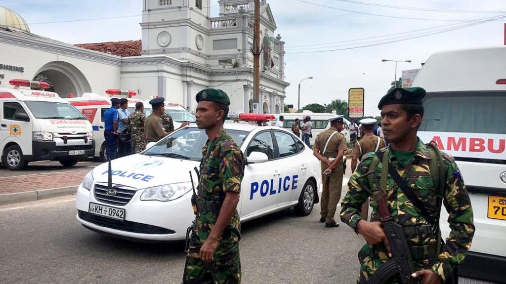 Gyűjtést hirdet az evangélikus egyház a Srí Lanka-i merénylet érentettjeinek