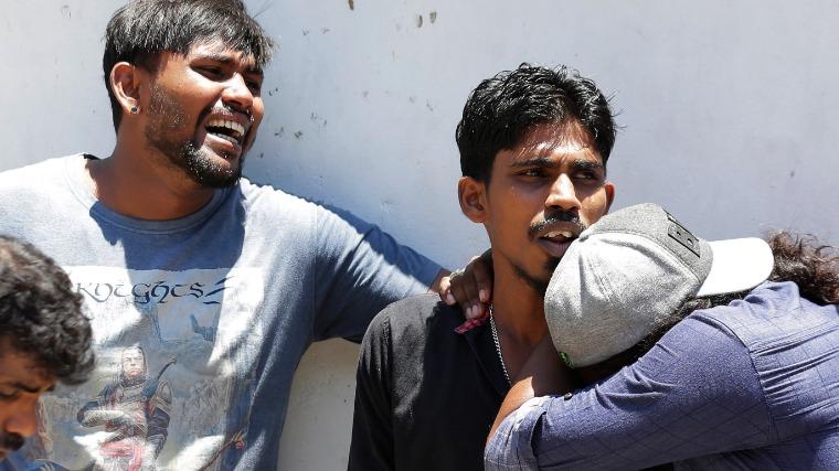 Minden keresztényt megrendítettek a Srí Lanka-i támadások