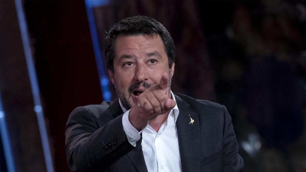 Salvini: Kudarc volt a párizsi migrációs találkozó