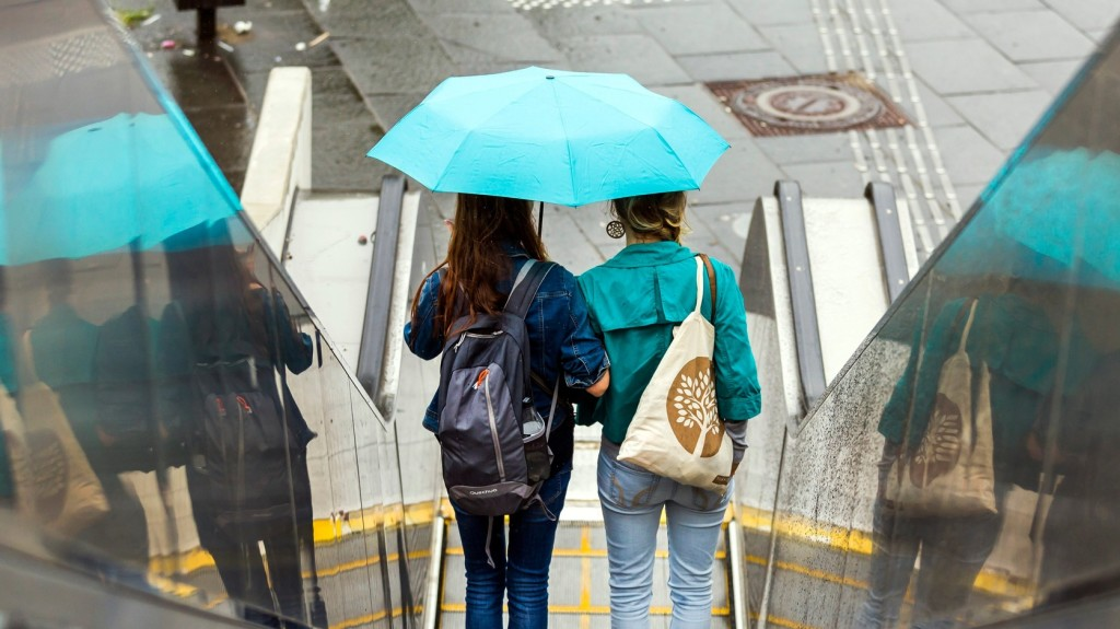 Ma se induljon el esernyő nélkül