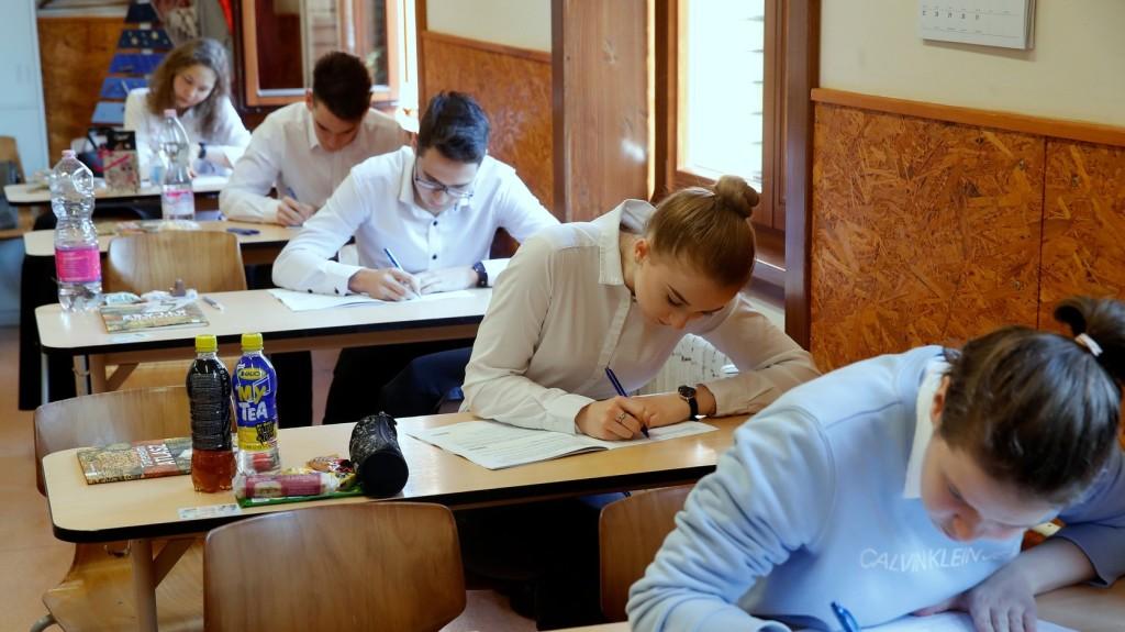 Kiválóan teljesítettek a diákok az idei érettségin