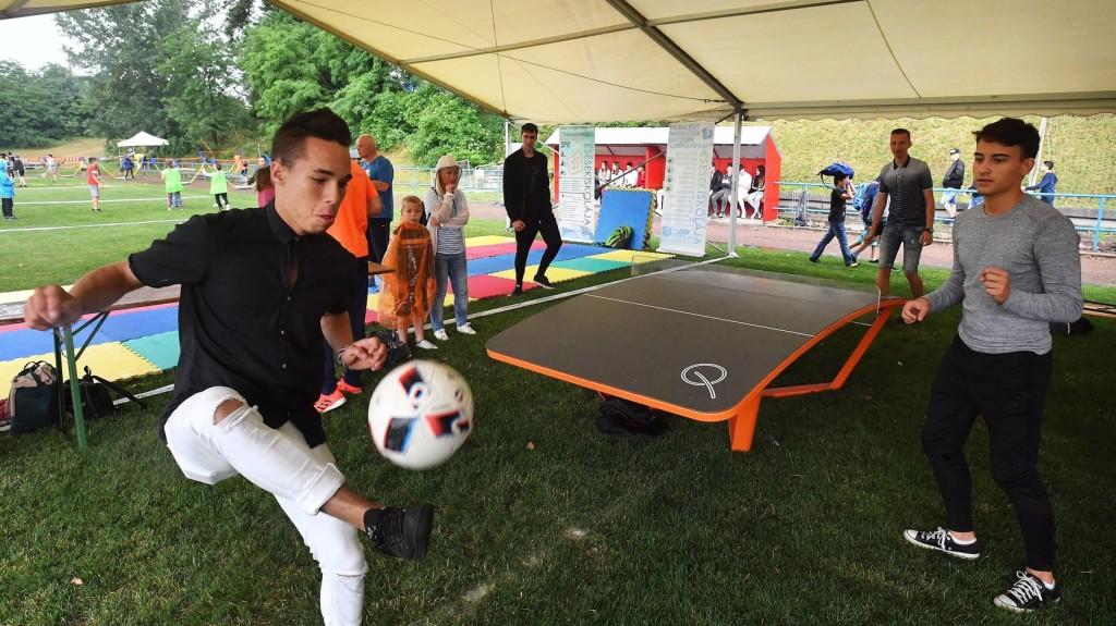 Több mint száz sportág próbálható ki a Budapesti Nagy Sportágválasztón