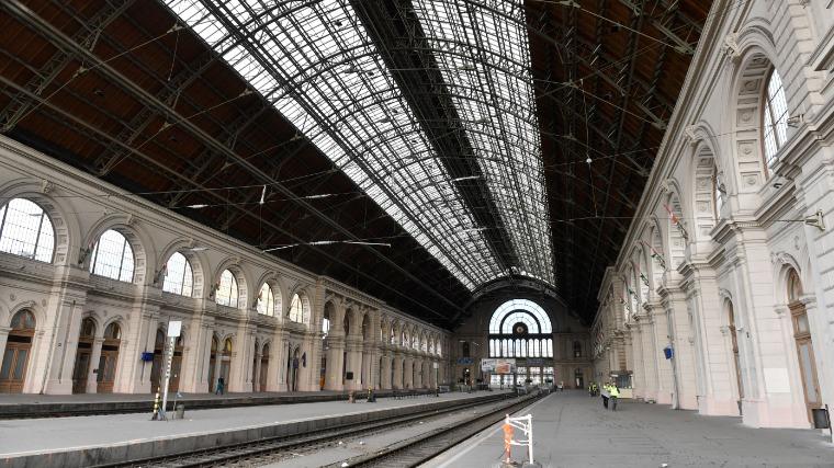 Újraindul a vonatközlekedés a Keleti pályaudvaron hétfőn
