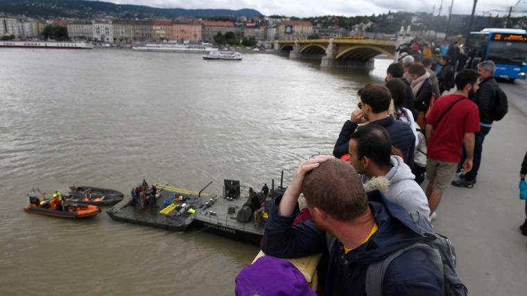 """Képtalálat a következőre: """"Dunai hajóbaleset https kutatás"""""""