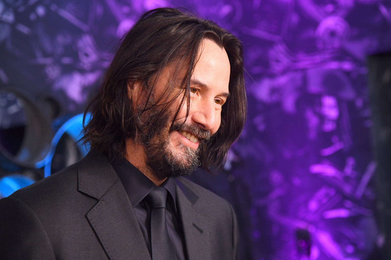 Keanu Reeves (Fotó: Getty Images/Dave J Hogan)