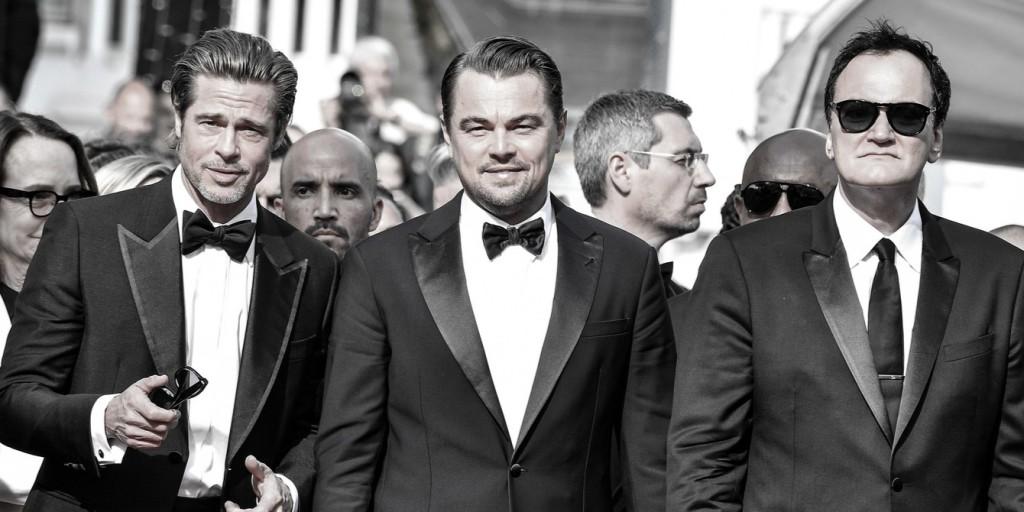 Lehetetlen eldönteni, hogy Brad Pitt vagy Leonardo DiCaprio jóképűbb az új képeken