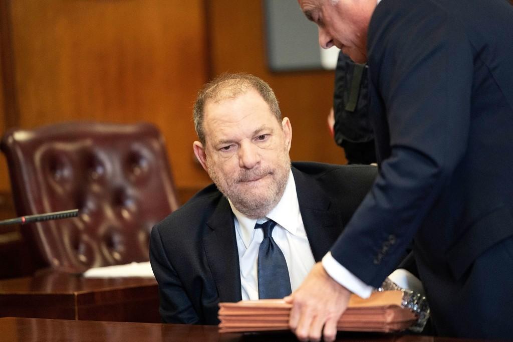 Harvey Weinstein többször megsértette az óvadék feltételeit