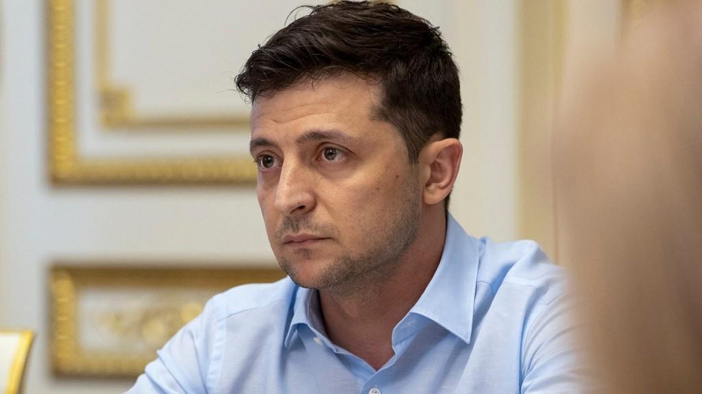Online petícióban szólították fel lemondásra Zelenszkijt