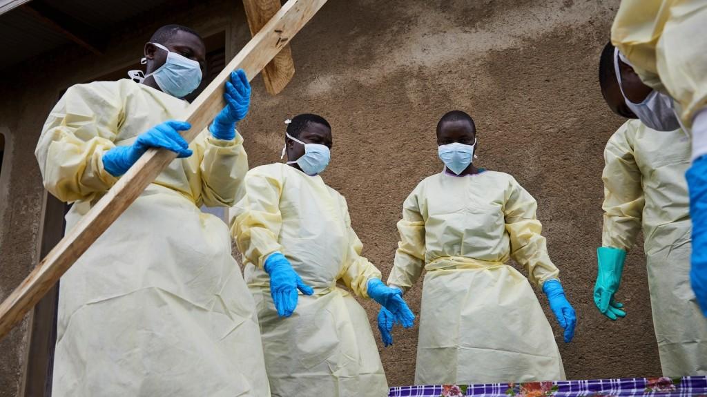 Halálos áldozata van az ebolának a kongói Gomában