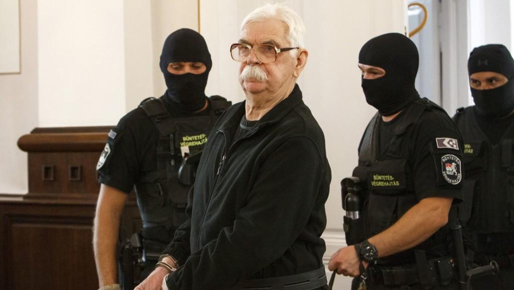 Életfogytig tartó fegyházbüntetést kapott a bőnyi rendőrgyilkos