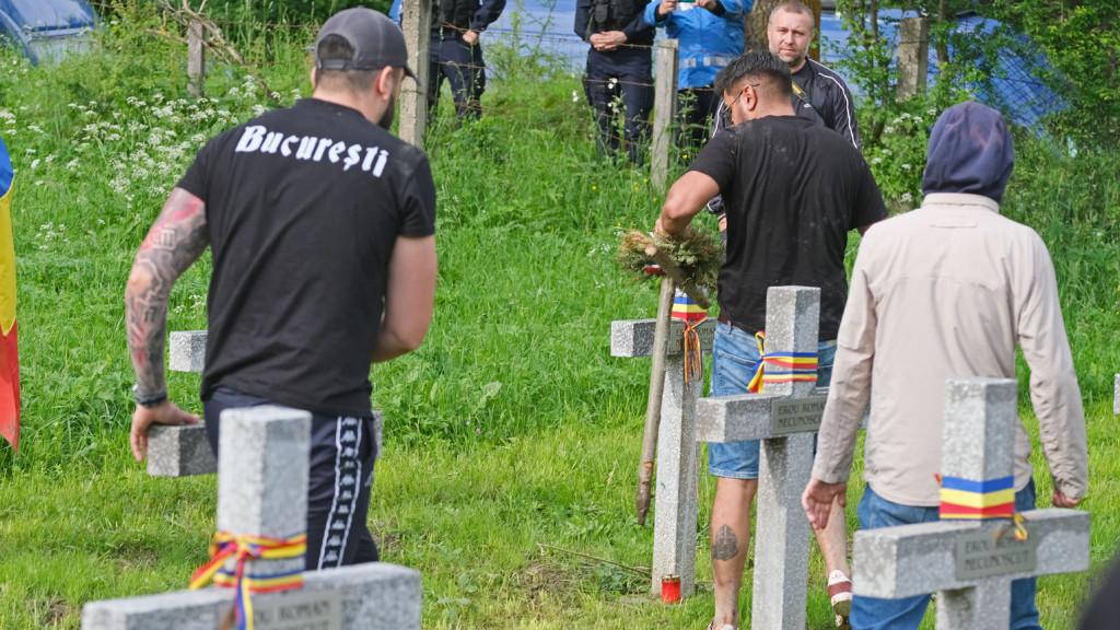 Az úzvölgyi katonai temető ügye már 2017-ben is napirendre került