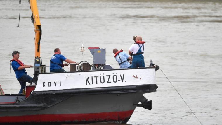 Szlovák segítséggel gyorsítják a Duna apadását