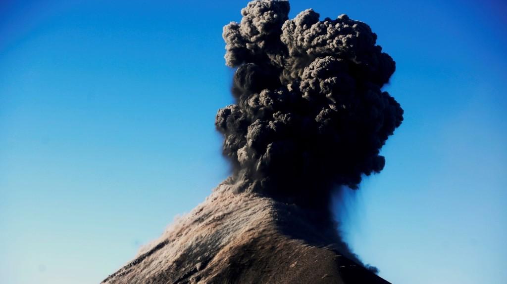 Ismét aktív egy kamcsatkai vulkán, kitörése katasztrofális lehet