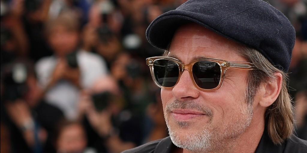 Brad Pitt szerény apák napjára számít