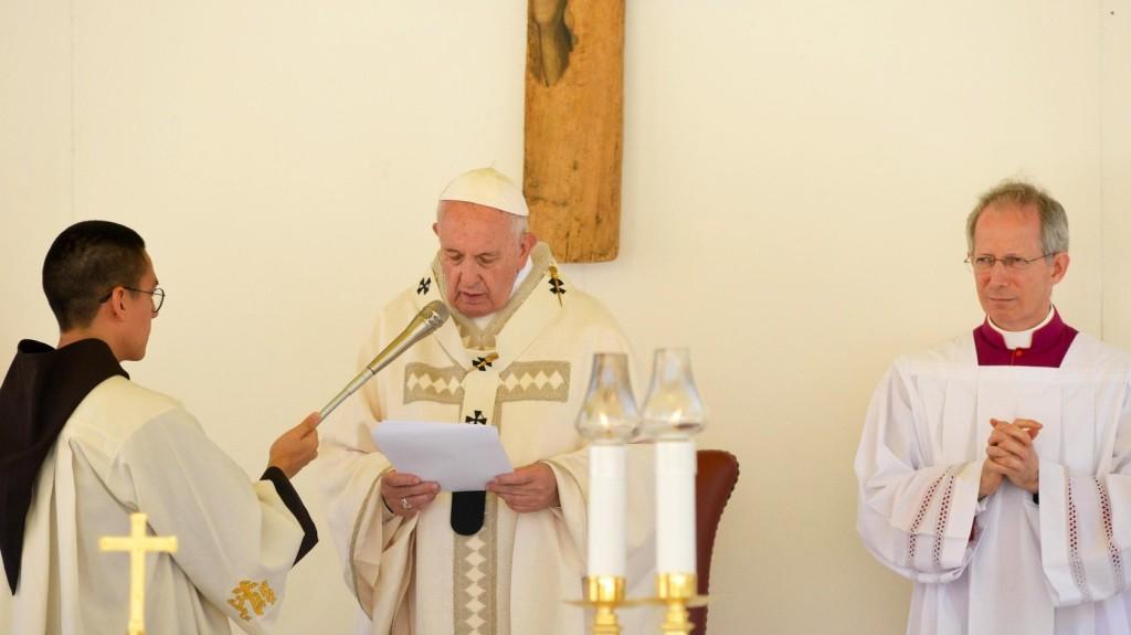 Önmérsékletre intette a feleket Ferenc pápa az Ománi-öbölben történtek után