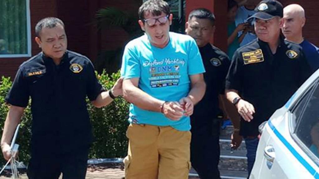 Elfogták Thaiföldön az olasz csalót