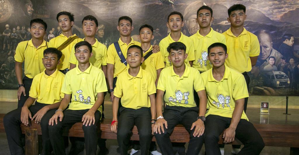 Az egész világ izgult a thaiföldi barlangban rekedt focicsapatért