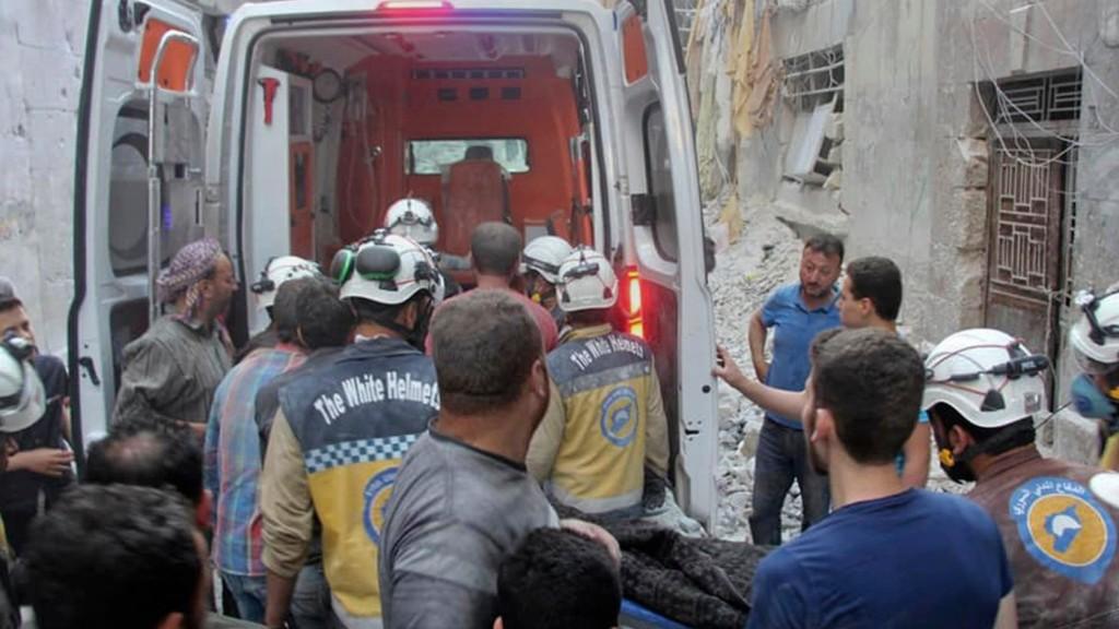 Vöröskereszt: több millió szír helyzete továbbra is drámai