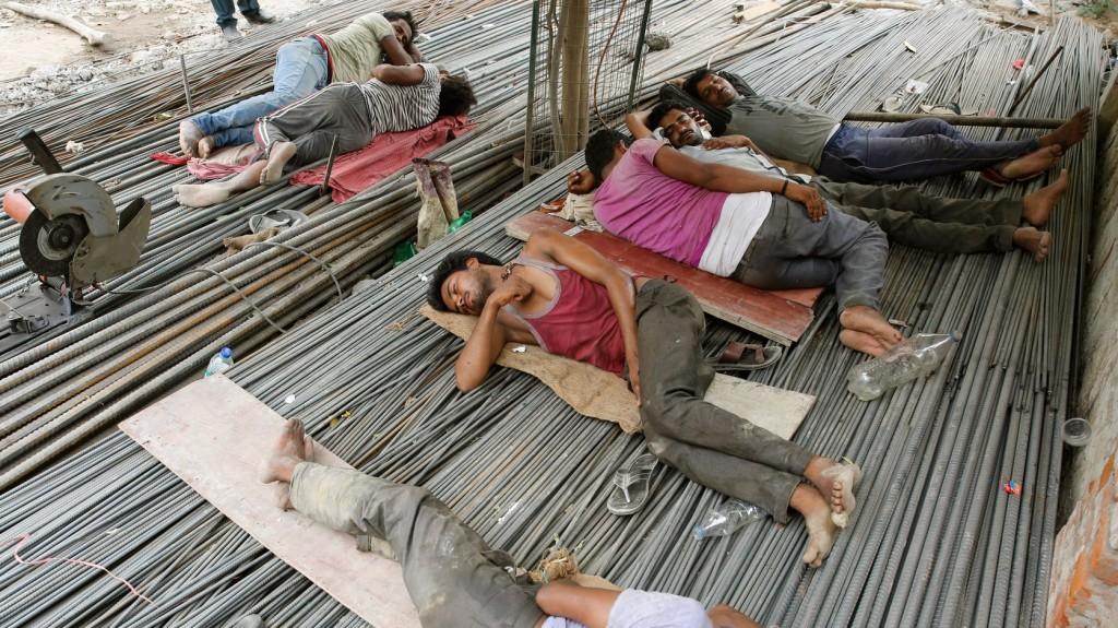 Egy nap alatt ötven áldozatot szedett az extrém hőség Indiában