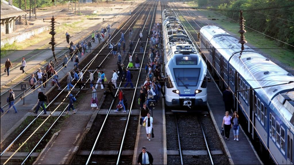 Megkezdte a MÁV a budapesti Zugló megállóhely felújítását