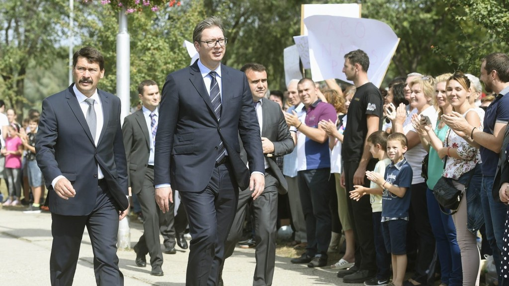 Áder János és Aleksandar Vucic közösen emlékezett a nándorfehérvári diadalra