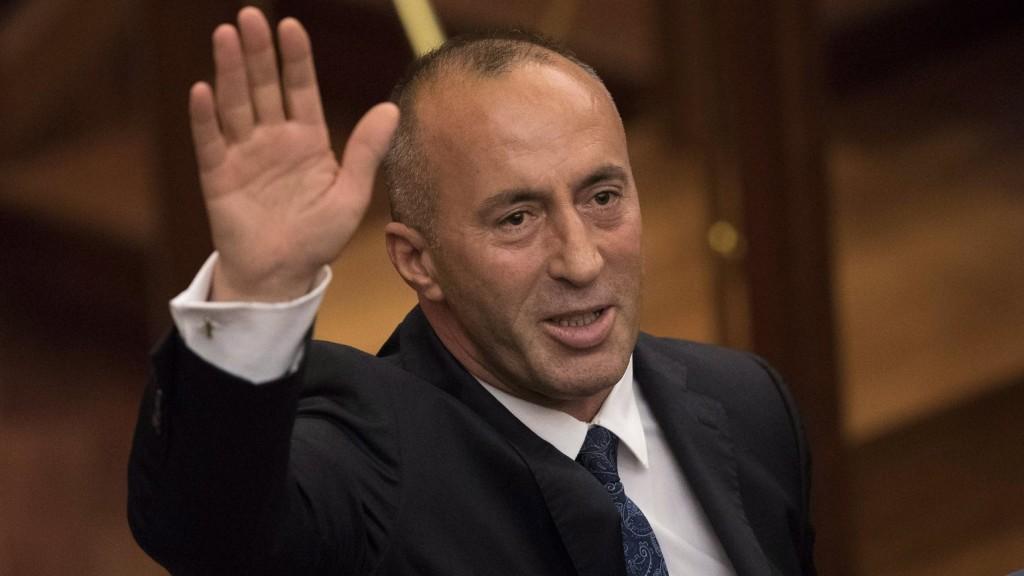 Lemondott a koszovói kormányfő