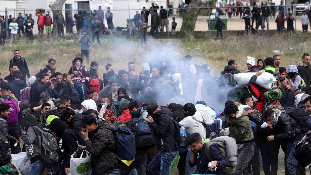 Több mint százötven migráns verekedett össze Bosznia-Hercegovinában
