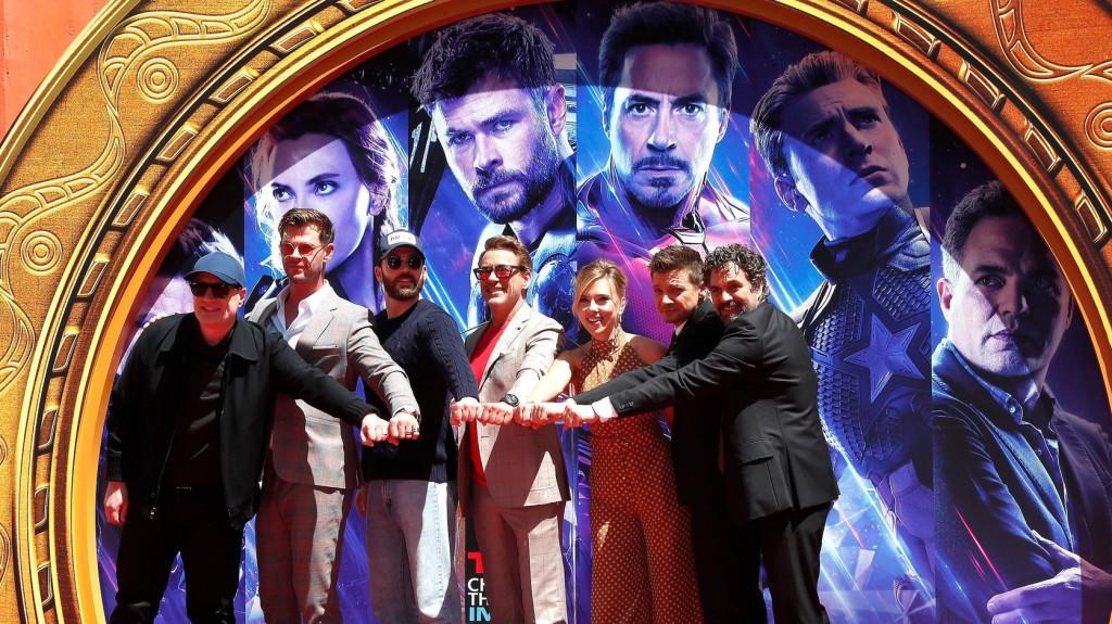 A Bosszúállók: Végjáték kapta a legjobb mozifilm díját az amerikai közönségtől