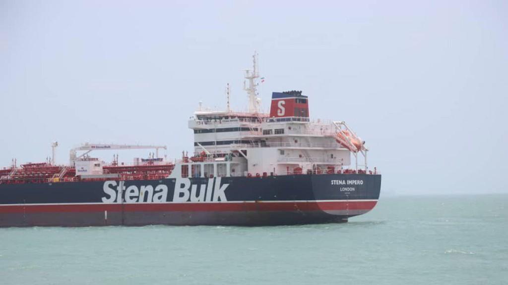 Gyarmati István: nem okozott balesetet az Irán által lefoglalt brit hajó