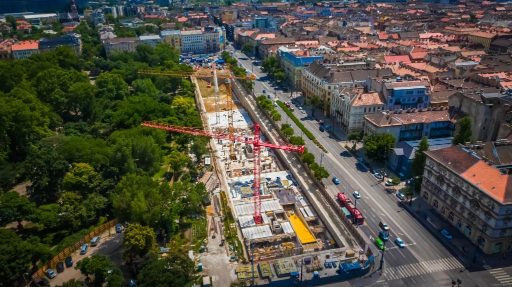 Már az átadások küszöbén áll a Liget Budapest Projekt