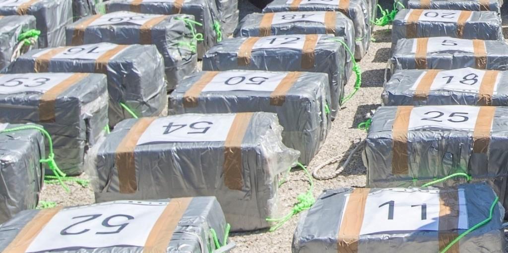 Hatalmas drogfogás, közel két tonna kokaint foglaltak le