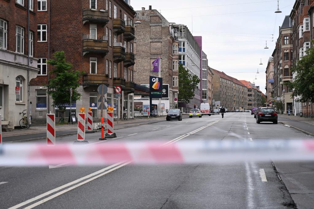 A dán rendőrség iszlamista merényletet akadályozott meg