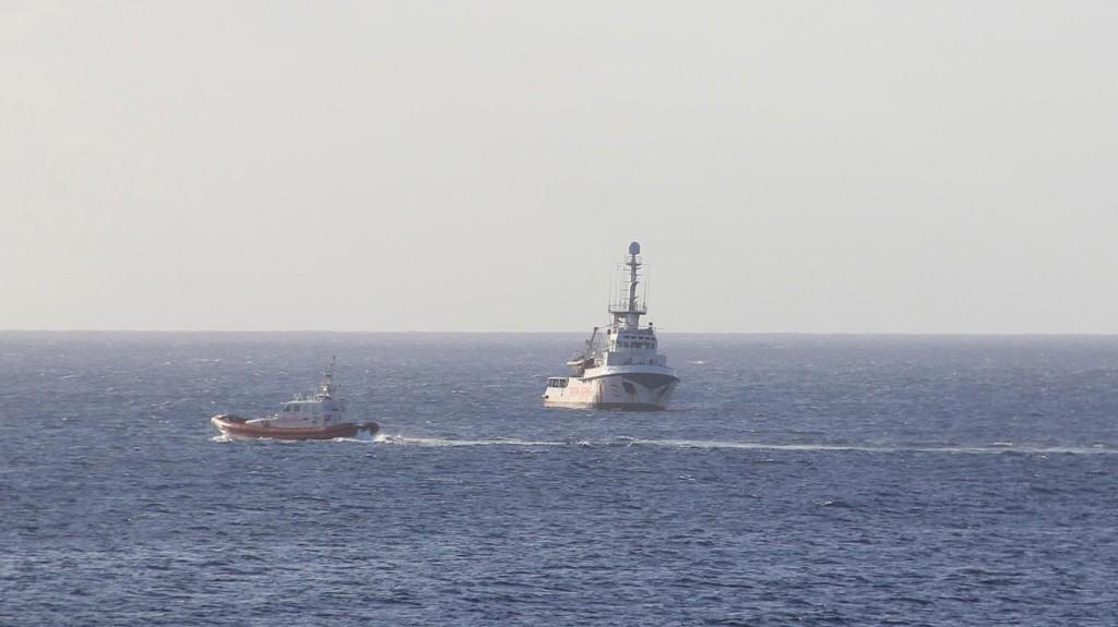 Spanyolország engedélyezi az Open Arms kikötését a partjainál