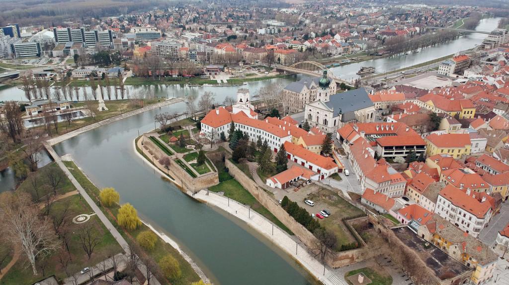 """A háborúk többször """"átszabták"""" a város arcát, Győr mégis a kultúra városa maradt"""