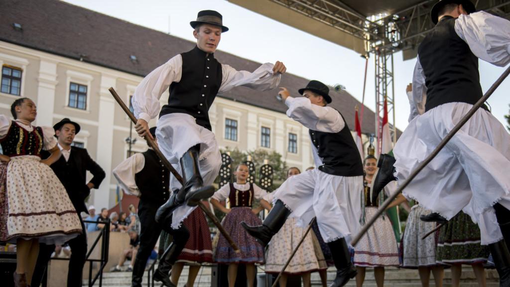 Az egész Kárpát-medence magyarsága ünnepelt