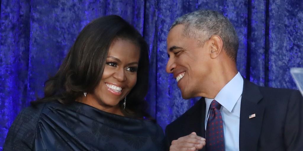 Saját filmmel debütált Hollywoodban az Obama házaspár