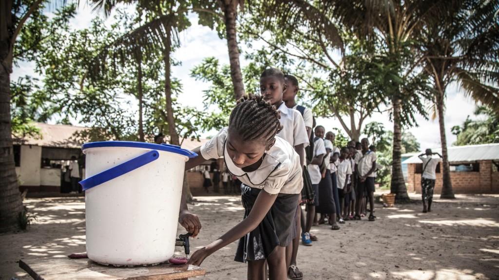 Németország ötvenmillió euró támogatást nyújt Kongónak