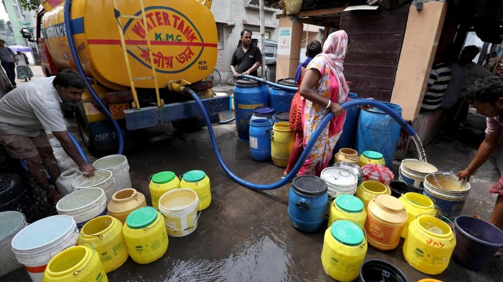 Súlyos vízválság fenyegeti a földet a geológus szerint