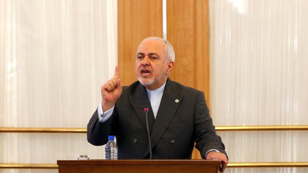 Az iráni külügyminiszter Biarriztba érkezett