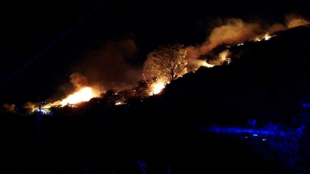 Mintegy négyezer embert kellett kitelepíteni Gran Canarián az erdőtűz miatt