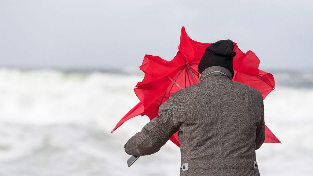 Vörös riasztást rendeltek el a rossz időjárás miatt Olaszországban