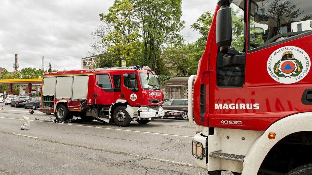 Palik László tűzoltókat kommentál: Na, ez nem lesz egy egyszerű feladat!