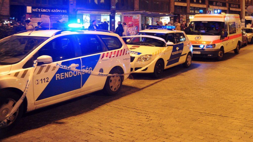 Kilenc embert állítottak elő egy fővárosi verekedés után
