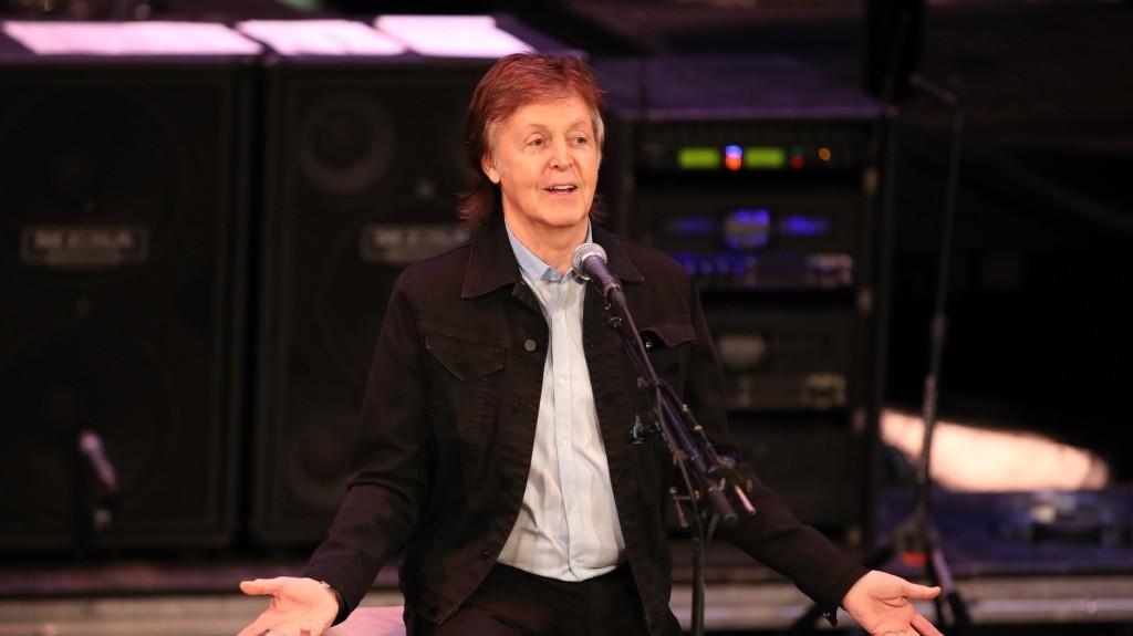 Minden brit háztartásba eljut Paul McCartney arcképe