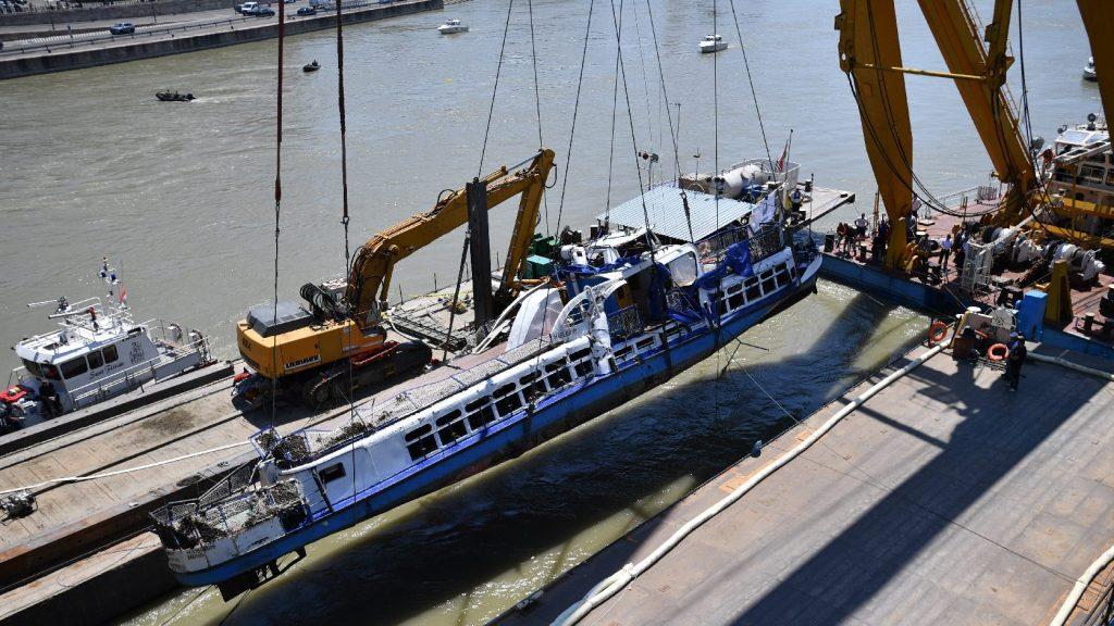 Egy másik szállodahajó felelősségét is vizsgálják a Hableány tragédiája kapcsán