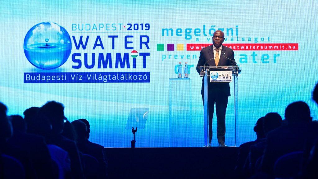 A vízgazdálkodás határokon átnyúló probléma