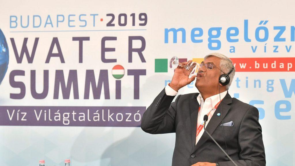 A vízhiány és a tömeges migráció is téma a Víz Világtalálkozón